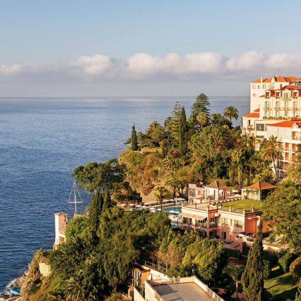 Belmond Reids Palace Offer Madeira