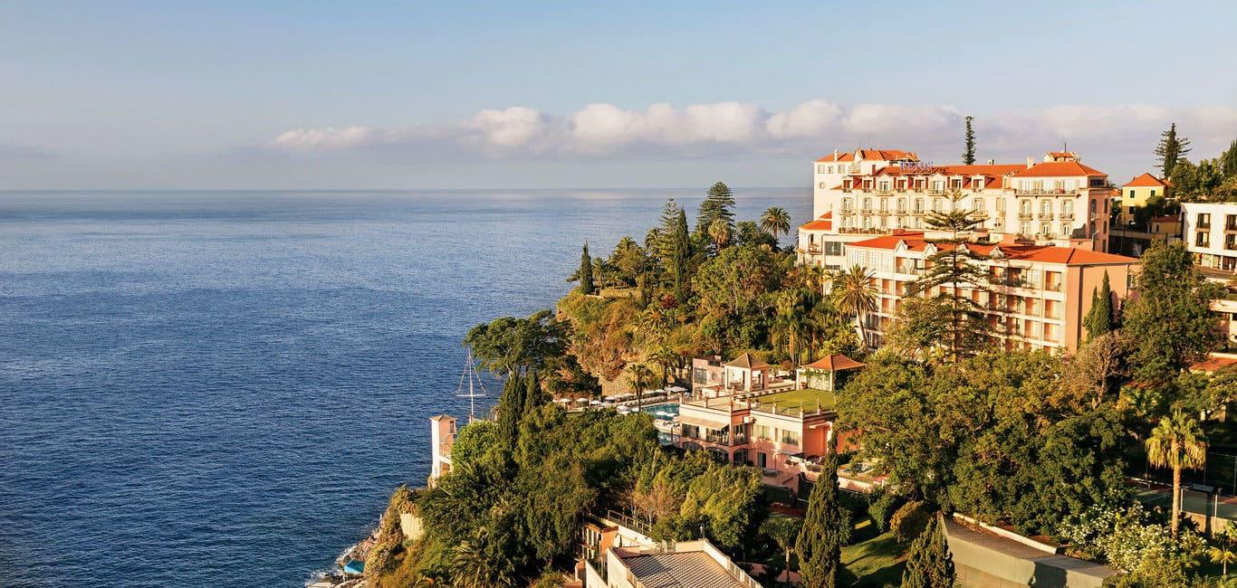Belmond Reids Palace Offer Madeira