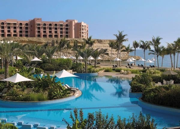 Al Bandar Oman Offer pool view