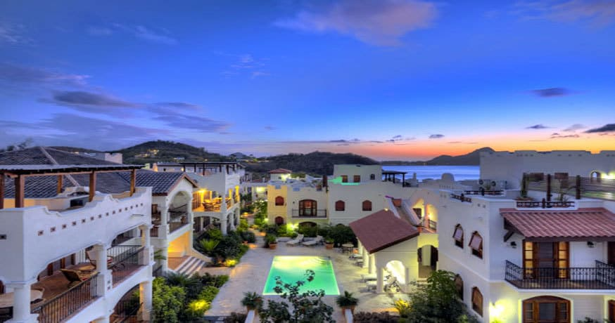 Cap Maison St Lucia Offer Pool and villas view