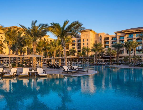 Four Seasons Resort Dubai Offer Pool View