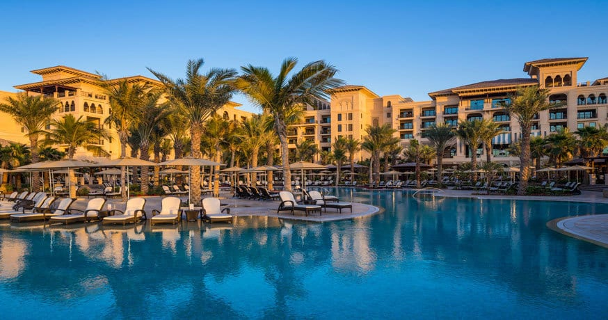Four Seasons Resort Dubai Offer Pool View