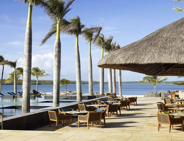 Four Seasons Mauritius Offer Beach View