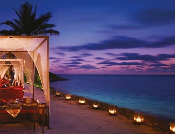 Reethi Rah Offer Maldives beach view