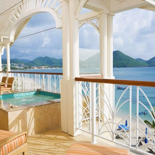 The Landings St Lucia Offer Pool and Ocean view