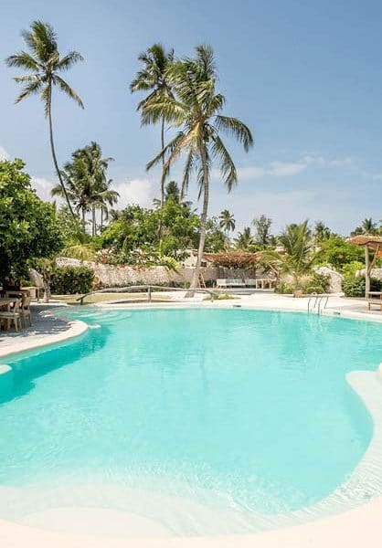 White Sands Zanzibar Offer Pool view
