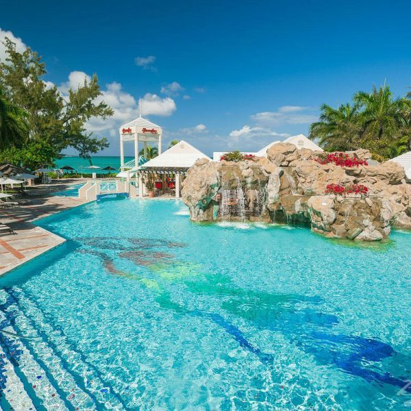 Beaches Turks and Caicos Offer pool view