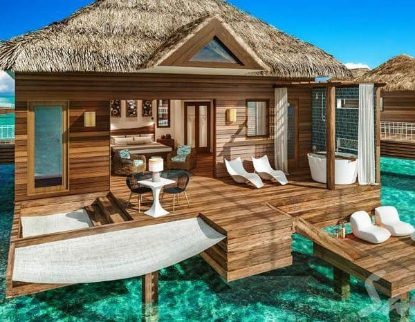 Grande St Lucian Offer Bungalow over Ocean view
