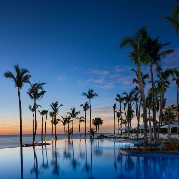 OO Palmilla Mexico Offer Dusk pool and ocean view