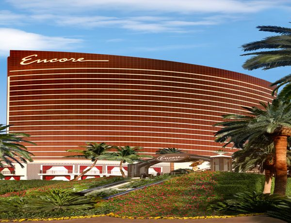 View of the exterior at Encore Las Vegas