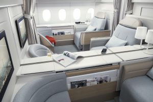 Air France First Class Cabin - Boeing 777-300ER