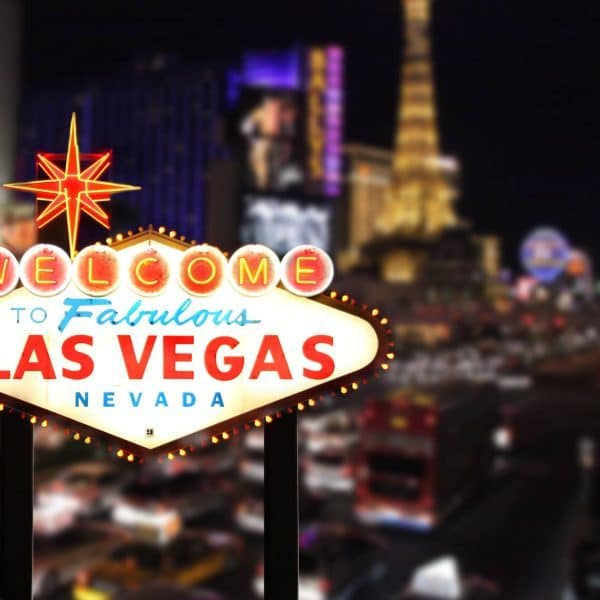 Luxury Holidays To Las Vegas - View of the Las Vegas Sign, Encore at Wynn offer