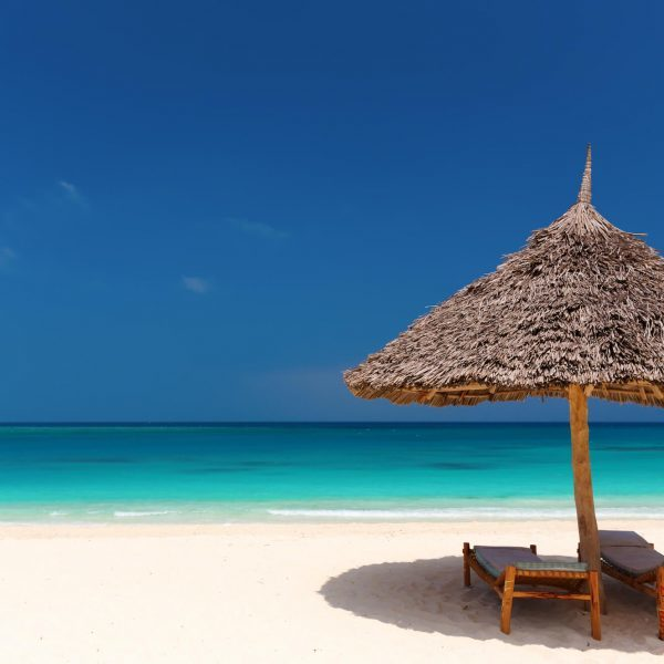 Luxury Zanzibar Holidays Beach and ocean view