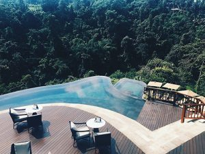 Hanging Gardens of Bali Hotel Romantic Getaway