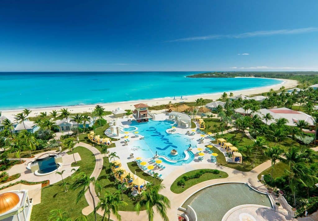 All Inclusive Caribbean Hotels Sandals Emerald