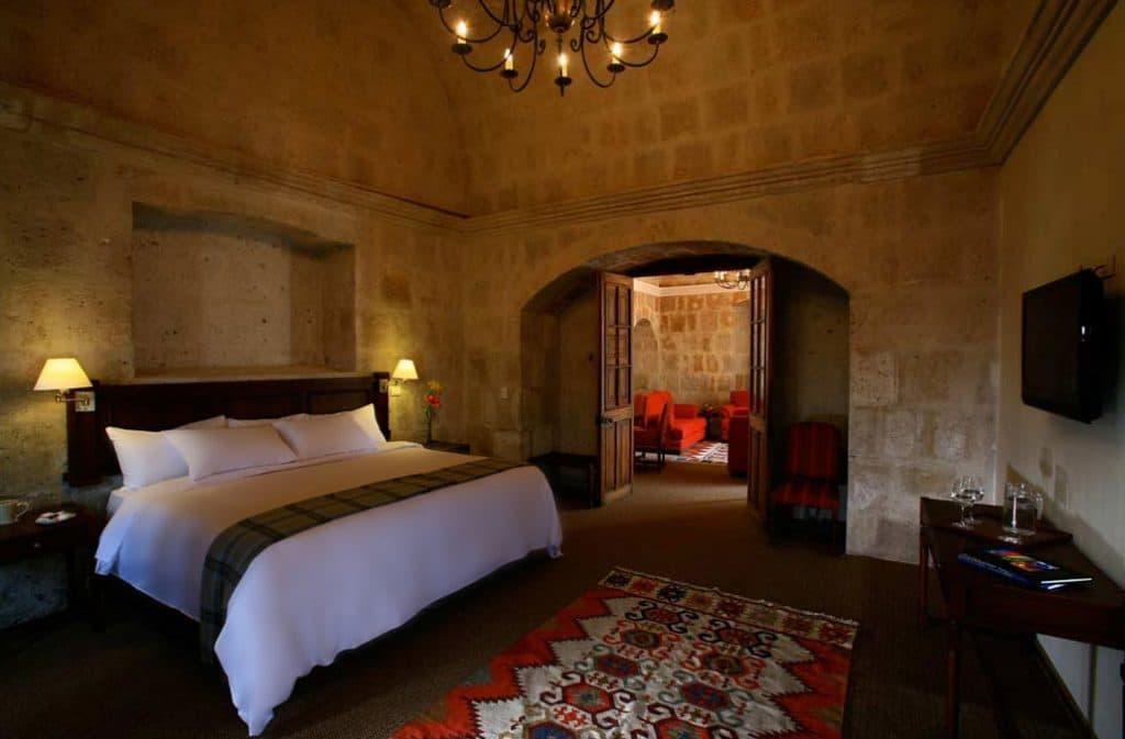 Peru Holiday Package Casa Andina Room View