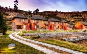 Peru Holiday Package Colca Lodge Outside View