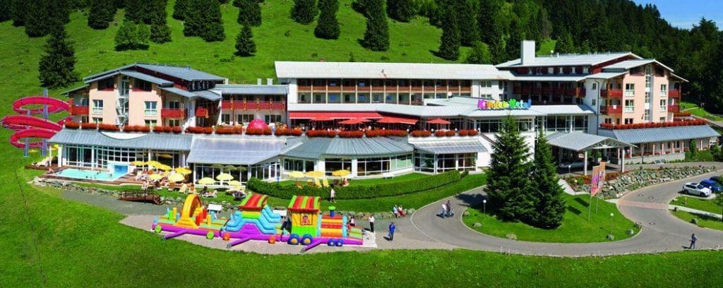 Kinderhotel Oberjoch Germany Luxury Family Friendly Hotels