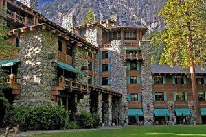 Majestic Yosemite West Coast America Road Trip Building