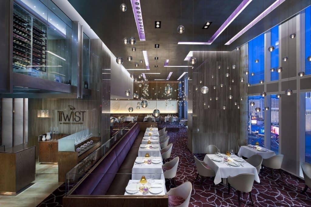 Mandarin Oriental Hotel Las Vegas West America