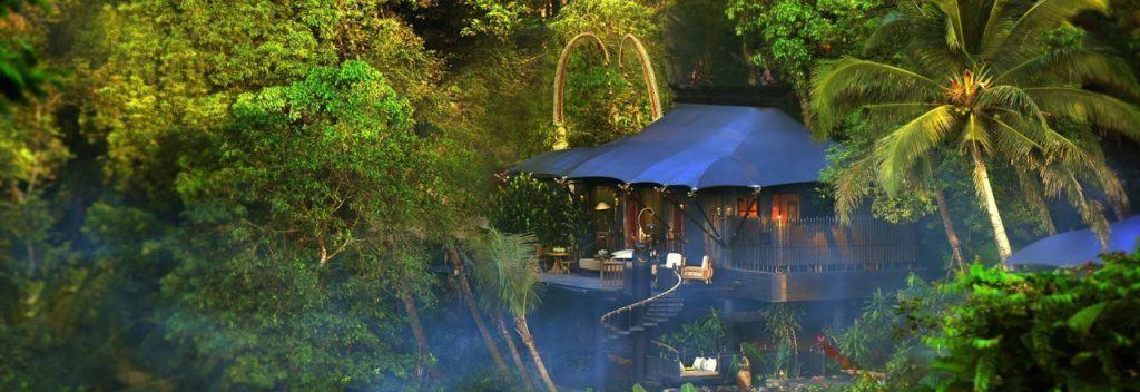 New Hotels 2017 Capella Ubud Bali