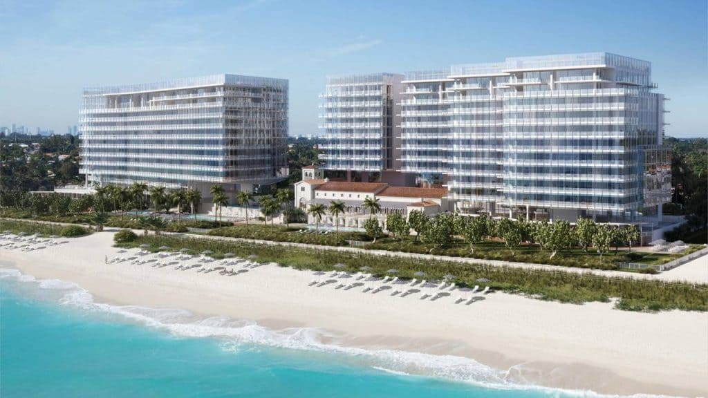 New Hotels in 2017 Four Seasons Surf Club Miami