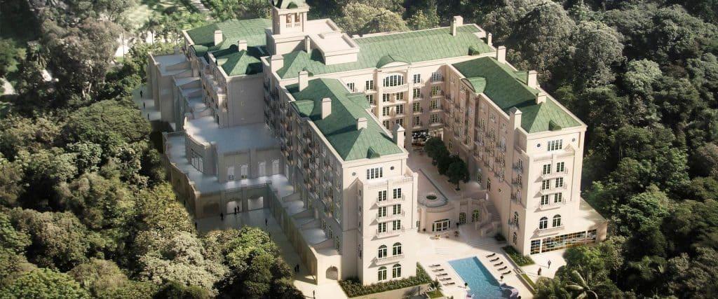 Palacio Tangara Sao Paulo New Hotels Brazil