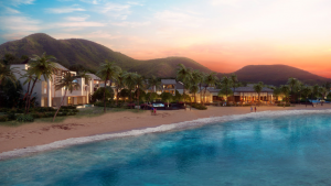 New Hotel in St Kitts Park Hyatt Beach and Ocean