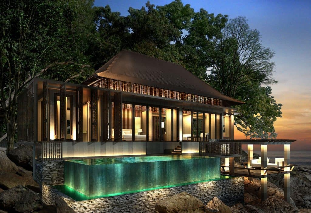 Ritz Carlton Langkawi New Hotels in 2017 Swimming Pool View