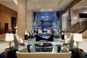 New York to Niagara Falls Ritz Carlton Toronto Hotel