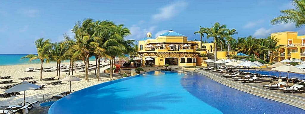 All Invclusive Caribbean Hotels Royal Hideaway Mexico Swimming Pool