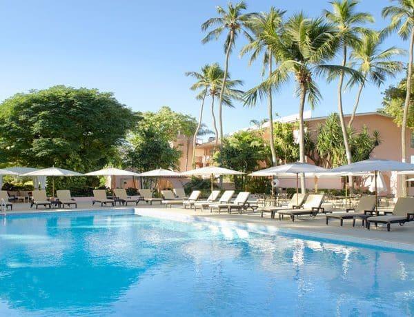 View of the swimming pool at Fairmont-Royal-Pavillion-Barbados