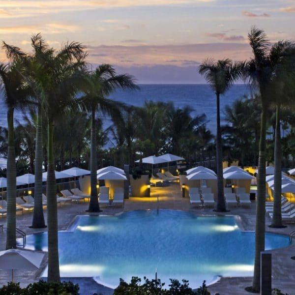 St Regis Bal Harbour Florida Offer Pool