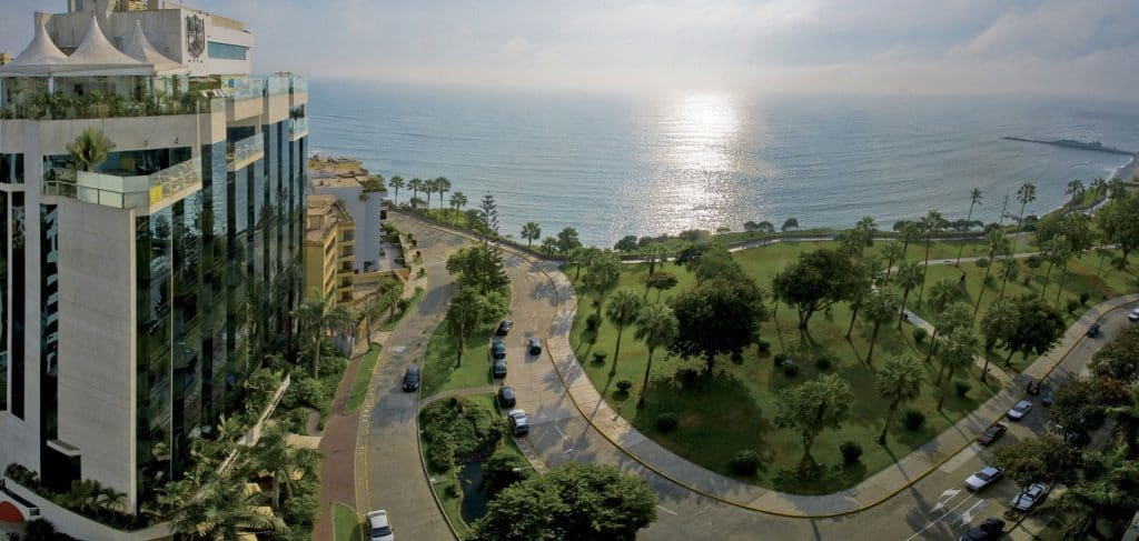 Peru Holiday Package Belmond Miraflores Park Hotel