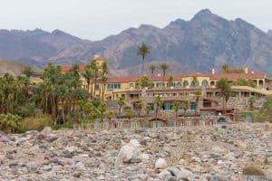 Furnace Creek West Coast America Road Trip