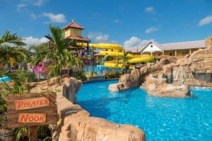 Luxury family friendly hotels Jamaica jewrl runaway bay water slides and pool