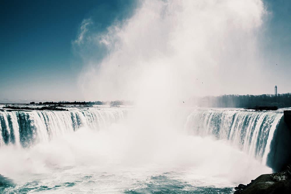 New York To Niagara Falls