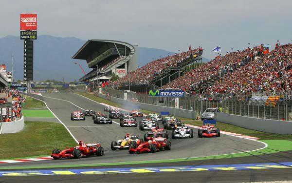 Barcelona Gran Prix Offer Rce Track