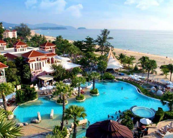 Bangkok and Phucket Offer Pool view