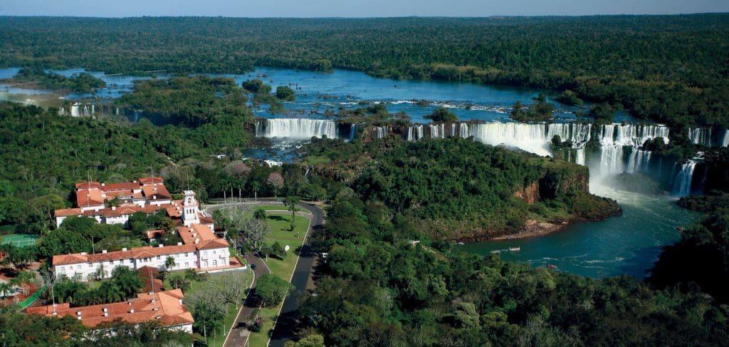 Travel Argentina at Belmond das Cataratas iguaza Falls