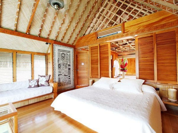Bora Bora Pearl Beach Offer Inside Room view