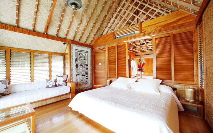 Bora Bora Pearl Beach Offer Inside Room view