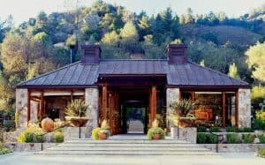 Calistoga Rance Napa Valley San Francisco to Los Angeles lodge view
