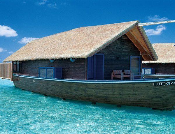 Cocoa Island Offer Maldives Boat Lodge Ocean view