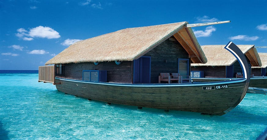 Cocoa Island Offer Maldives Boat Lodge Ocean view