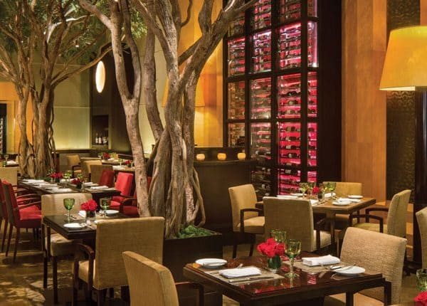 Four Seasons New York Offer Inside Restaurant