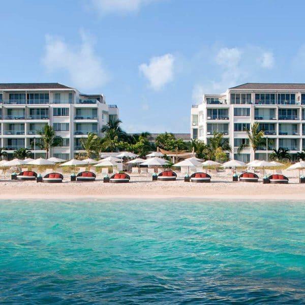 Gansevoort Turks & Caicos Hotel, Beach and Ocean View