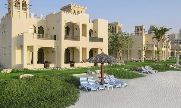 Hilton Al Hamra Dubai Outside building view