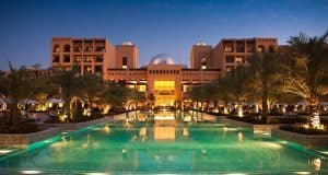 Hilton Ras Al Khaimah all inclusive holiday in Dubai pool view