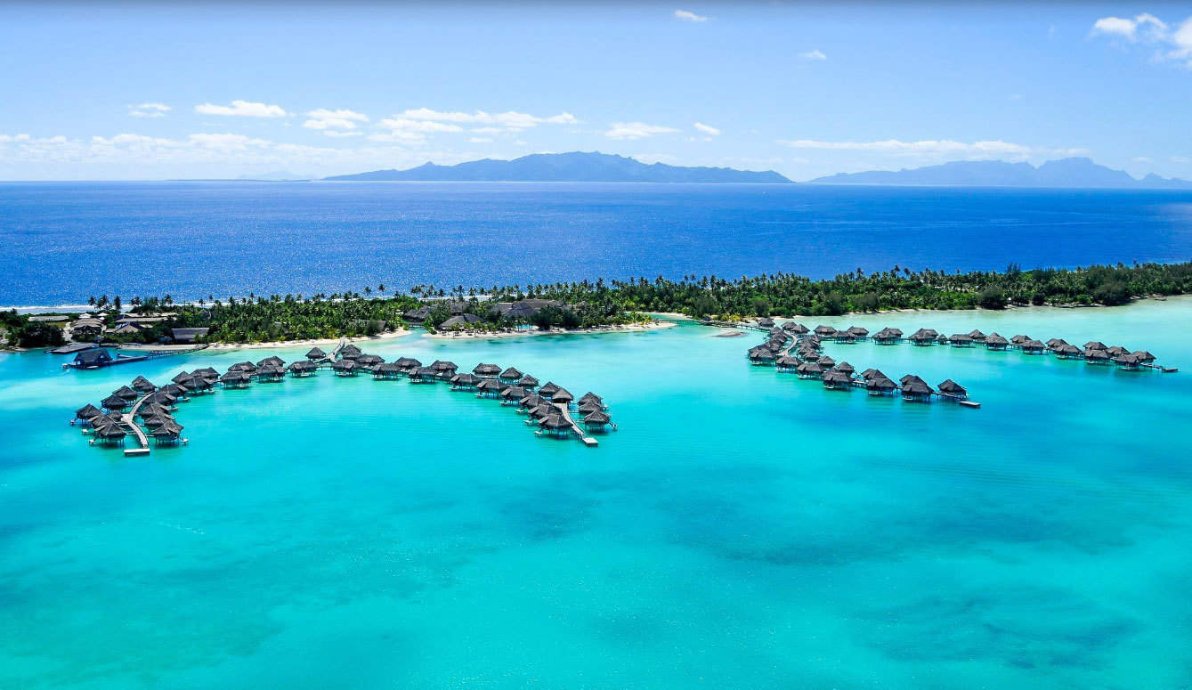 Intercontinental Bora Bora offer Ocean view
